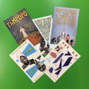 Postcard Pack 1