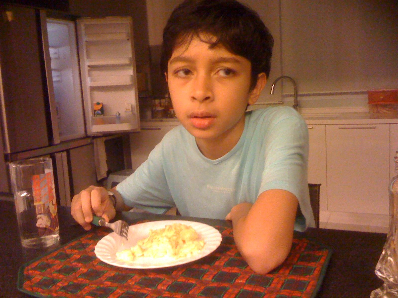 my beloved brother- Iskandar