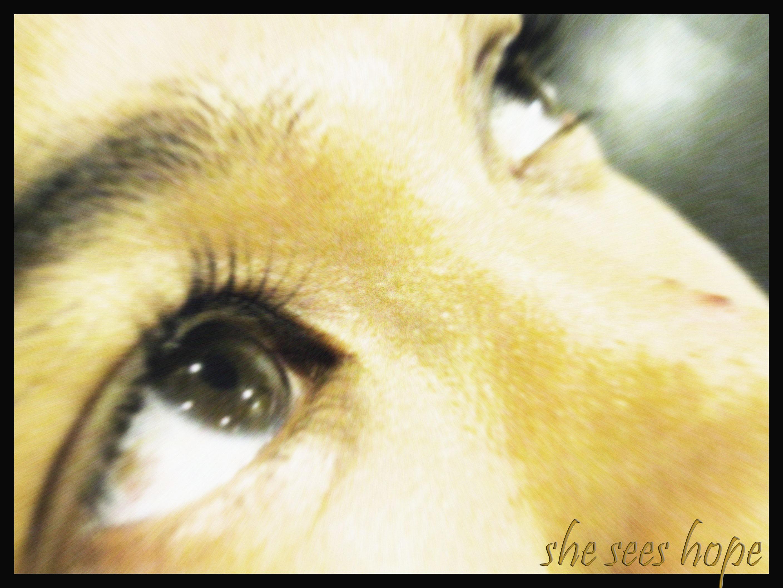 She sees hope