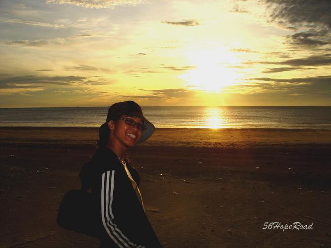 Sunrise in the east coast !
