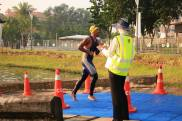 Officiating at sports event (ITU Technical Official)