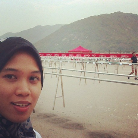and oh..a throwback TO-ing in Hong Kong @ the Asian Triathlon Championship !