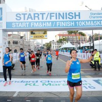 STANDARD CHARTERED KL MARATHON 2017 SOLD OUT