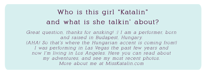 who is Katalin