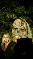 Zombies und Skelette waren dieses Jahr sehr angesagt.