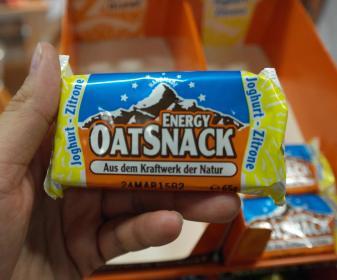 Hier und da gibt es diverse neue Snacks.