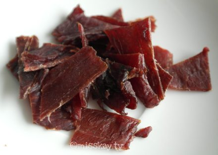 Indiana Jerky Beef Peppered