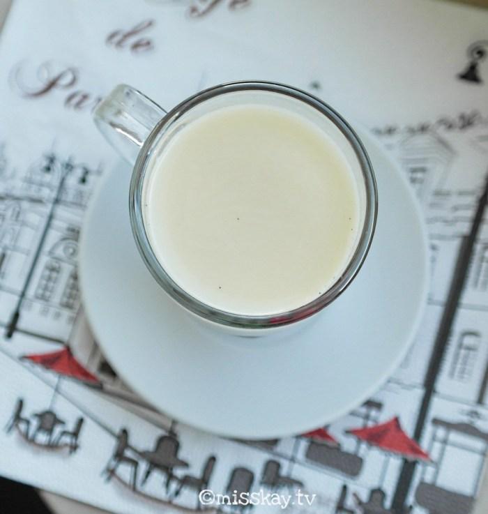 bulletproof rezept vanilla latte ohne kaffee. Black Bedroom Furniture Sets. Home Design Ideas