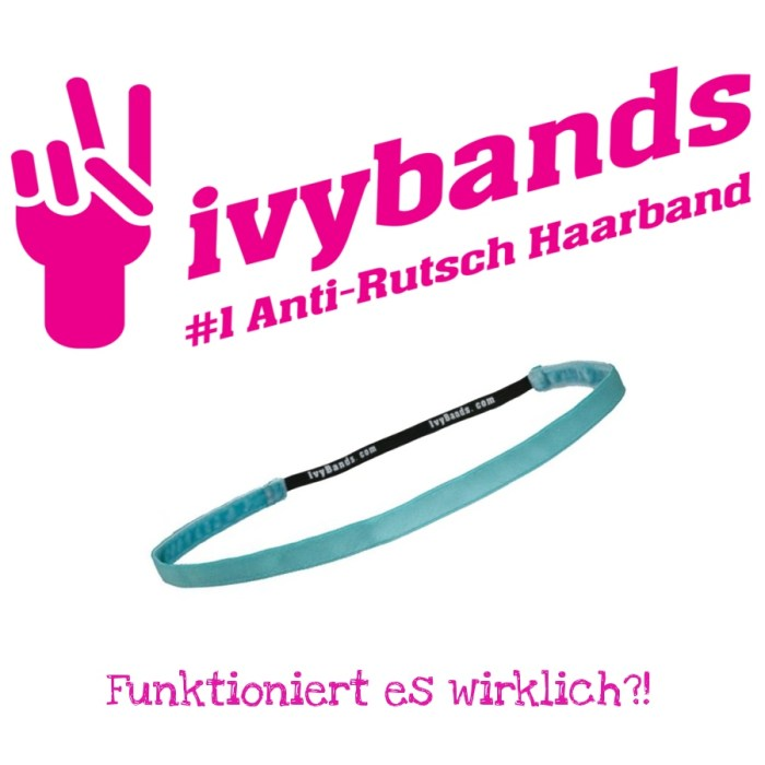 Anti-Rutsch Haarband