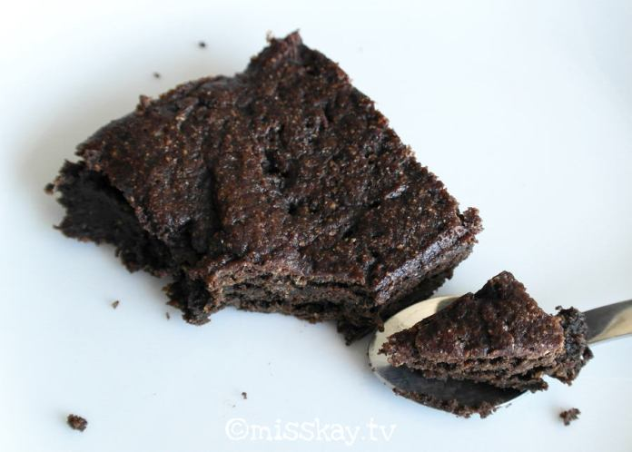 "Paleo AIP ""Chocolate"" Fudge Brownie"