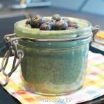 Chia Protein Pudding
