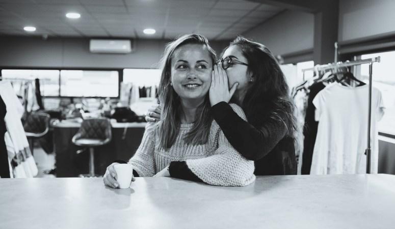 Un duo mère fille en toute simplicité …un nouveau portrait par miss k et moi