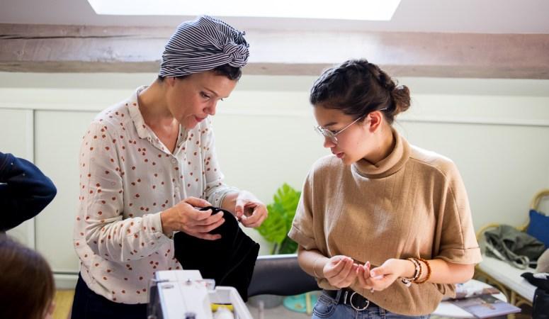 Atelier couture pour miss K