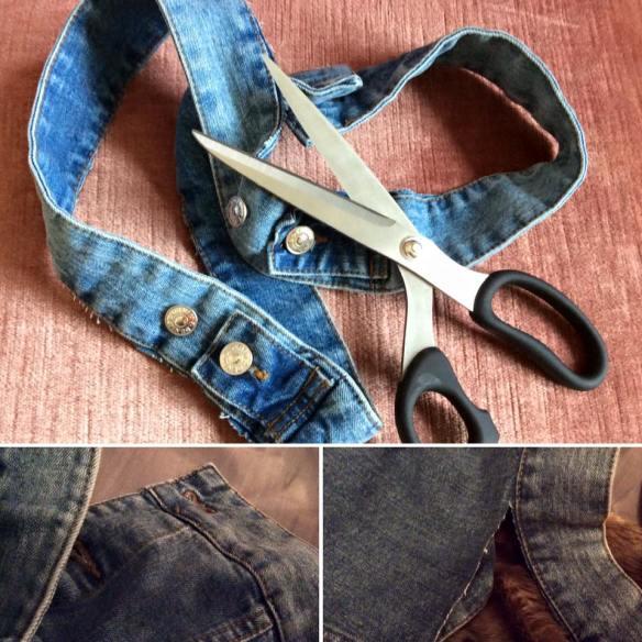 misskittenheel vintage curvy plussize bethditto collection-paris-diyyourcloset cropped denim jacket 01