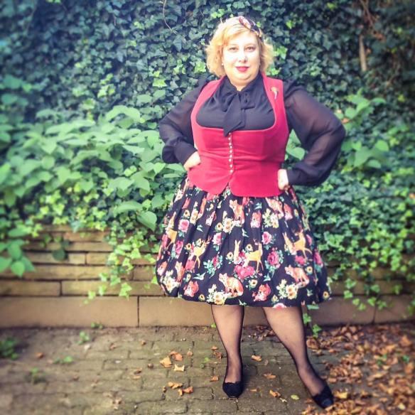 misskittenheel vintage plussize Hellbunny Hermeline Dinrdl Oktoberfest DIYyourCloset 04