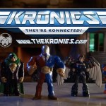 Get Konnected with The Kronies Action Figures