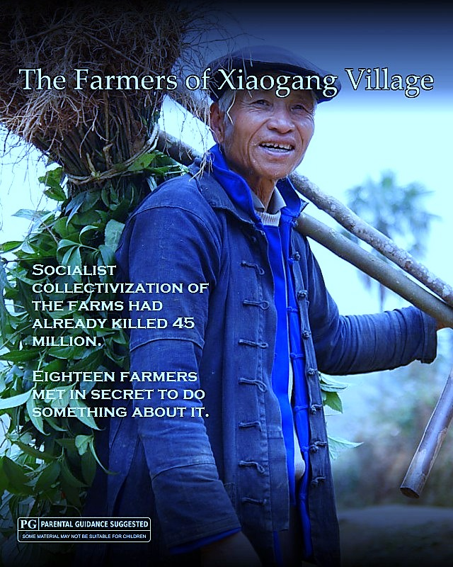 The Farmers of Xiaogang Village