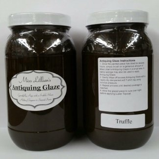 Antiquing Glaze - Truffle