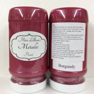 Metallic Paint - Burgundy