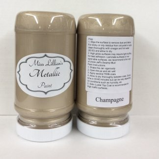 Metallic Paint - Champagne