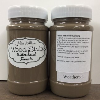 Wood Stain - Weathered