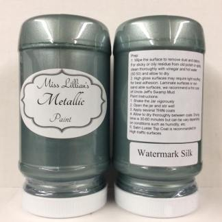 Metallic Paint - Watermark Silk
