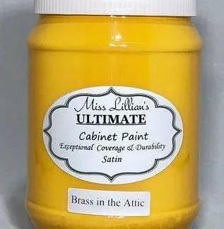 Ultimate Cabinet - Brass in the Attic