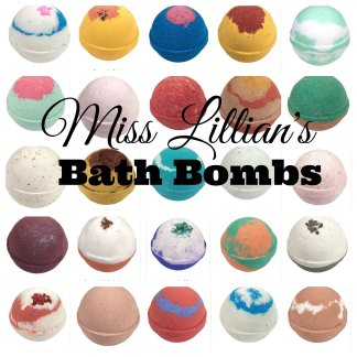 Miss Lillian's Bath Bombs_group photo