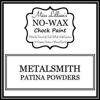 MetalSmith Patina Powders