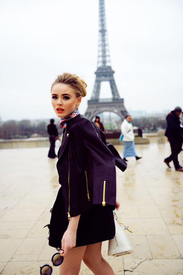 PARISIAN CHIC Miss Louie