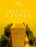 The official poster of the 69th edition of the Cannes Film Festival (2016)