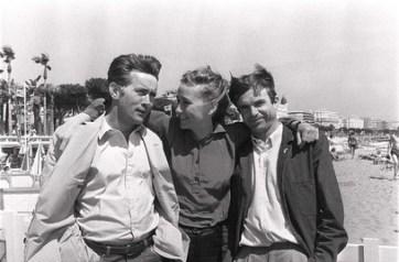 Martin Sheen, Brigitte Fossey and Sam Neill