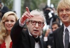 "Woody Allen, Rachel McAdams and Owen Wilson for ""Midnight in Paris"""