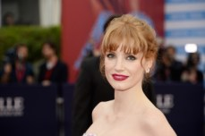 Jessica Chastain in 2014