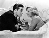 Ray Milland and Jean Arthur in Easy Living (1937)