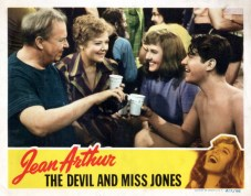 The Devil and Miss Jones.