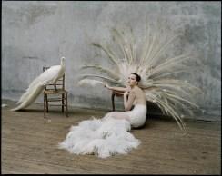 Jennifer Lawrence Epping, UK W Magazine June 2011