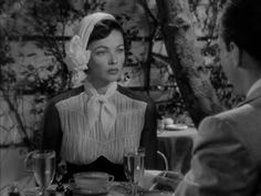 Gene Tierney as Ann Sutton