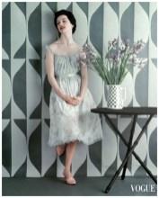 model-wearing-lilac-print-nightdress-by-carter-richard-rutledge-vogue