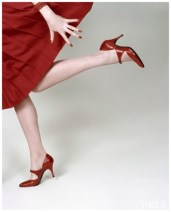 Red shoes, 1958