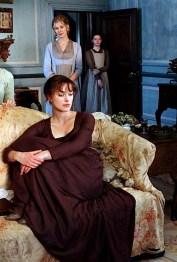 Keira Knightley as Elizabeth Bennet