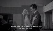 Janet Leigh and Charlton Heston