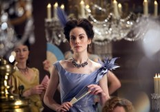 Michelle Dockeryas Princess Myagkaya