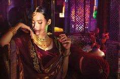 Jewellery campaign
