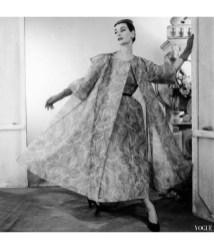 Anne Gunning for Vogue March 1954