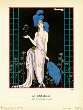 La Roseraie 1922
