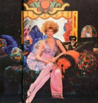 Grace Coddington for Vogue 1968