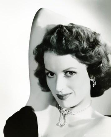 Maureen O'Hara in 1956