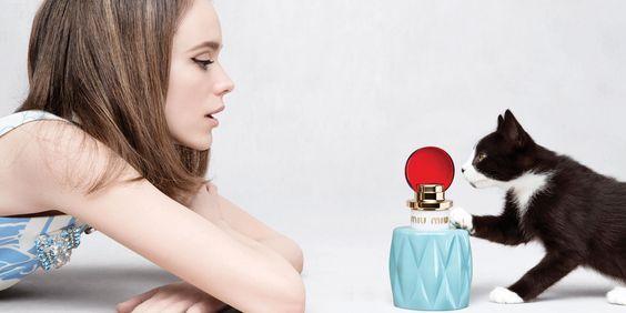 Miu Miu perfume ad