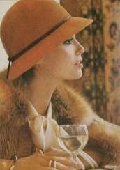 Raquel Welch for Vogue UK 1974